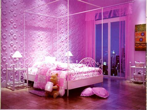 wallpapers  bedrooms walls pink  purple girls