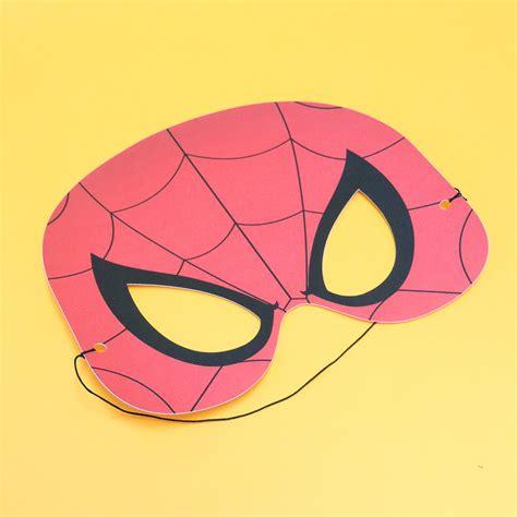 Máscara do Homem Aranha no Elo7 Amoí Design (6824B3)