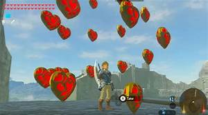 Zelda Breath Of The Wild Cheat Spawns Characters And