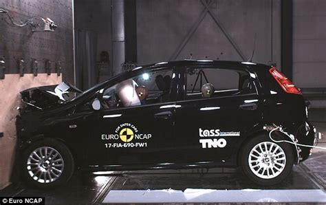Fiat Owns What Brands by Fiat Punto Gets Awarded The Lowest Crash Test Rating