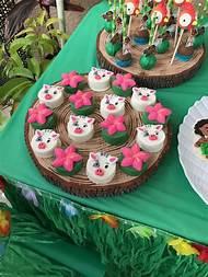 Moanas Birthday Parties Ideas