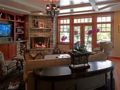 corner fireplace ideas 100 fireplace design ideas for a warm home during winter