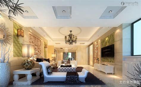 images of living rooms افكار جديدة لديكورات الاسقف والحوائط ومفروشات غرف المعيشة 20955
