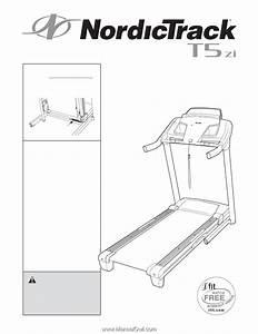 Nordictrack T5 Zi Treadmill