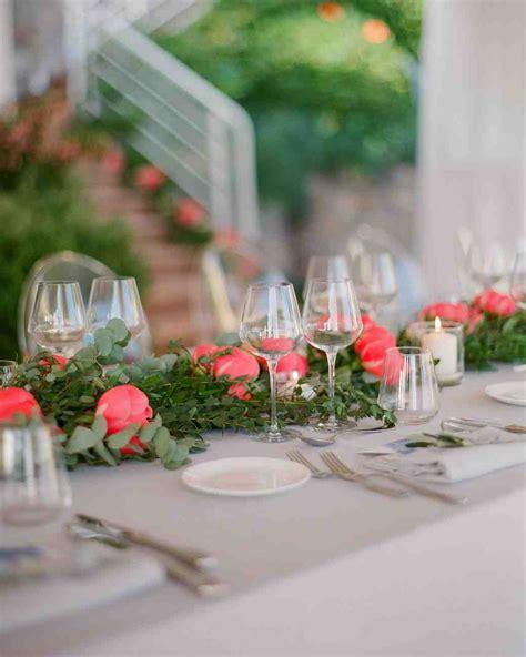 36 simple wedding centerpieces martha stewart weddings