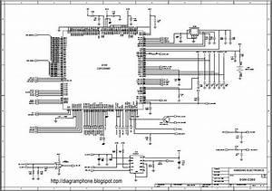 Samsung Sgh-c200 Schematic Diagram