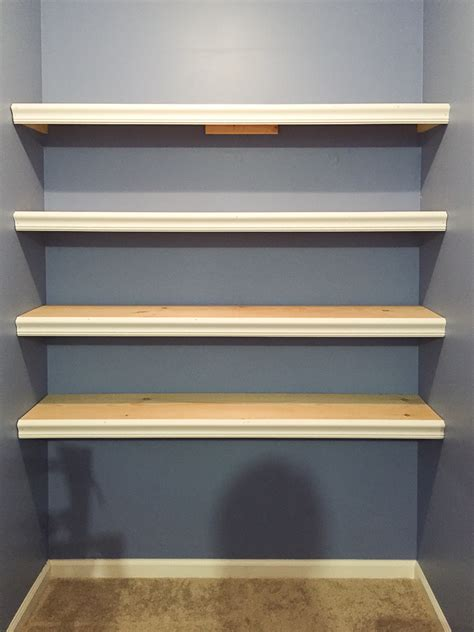 building a bookcase wall how to build wall to wall shelves
