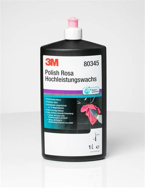 3m 51303 polierpaste rosa hochleistungswachs 500 ml de auto