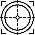 Target Icons Icon Crosshair Hud Symbol Weapon
