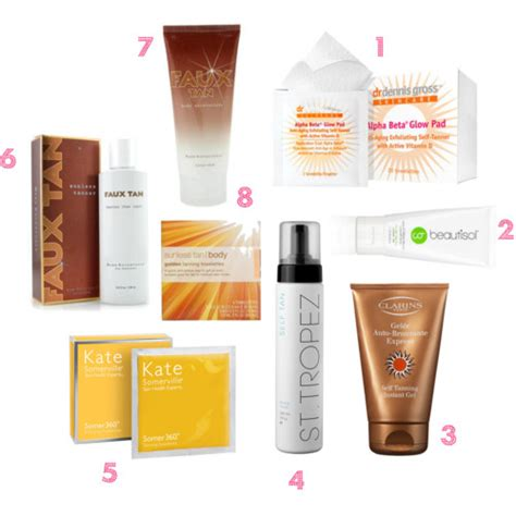 Banana Boat Vs Neutrogena Self Tanner by 5 Best Sunless Self Tanning Products 2011 Rachael Edwards
