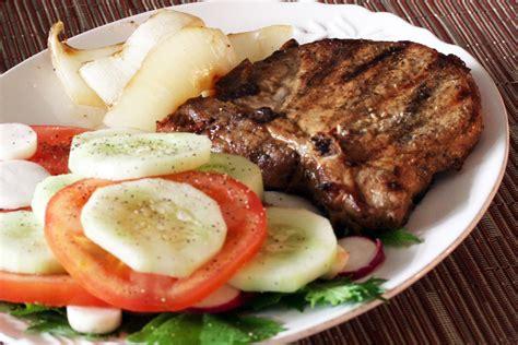 marinade for pork marinated grilled pork chops recipe