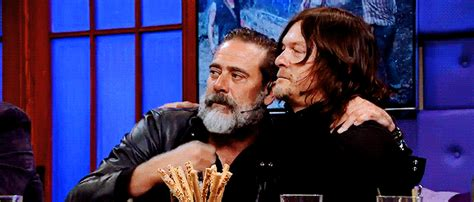 Norman Reedus And Jeffrey Dean Morgan Are The Definition