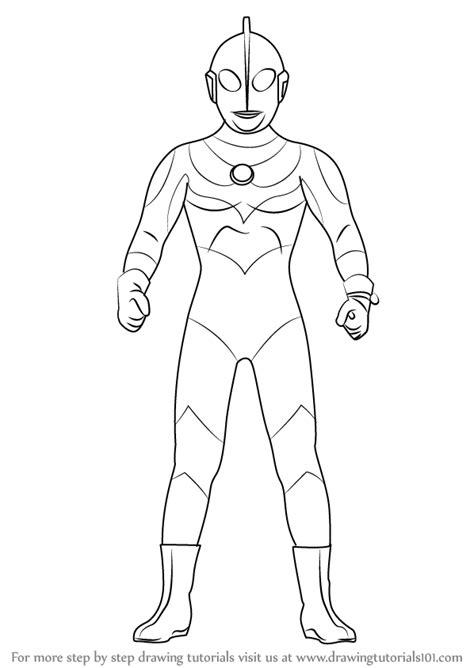 learn   draw  ultraman ultraman step  step