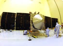 NASA's 'MAVEN' Space Probe To Reach Mars On Sunday