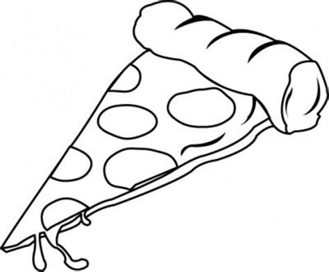 pizza clipart black and white pizza slice clipart black and white clipart panda free