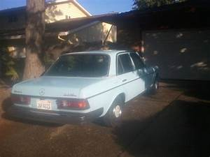1980 Baby Blue Runs Veggie Oil Biodiesel Sunroof Manual 4
