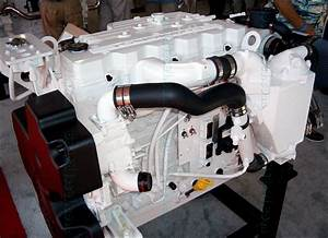Cummins Qsb 5 9 Marine Diesel Propulsion Engine By
