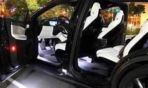 Upgrading Tesla Model X lighting with Ultra-Bright LEDs