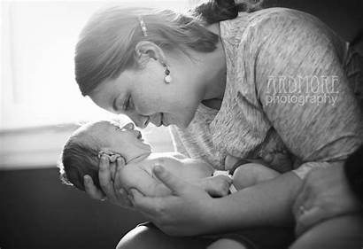 Son Mother Sweet Newborn Photographer Sharing Winston
