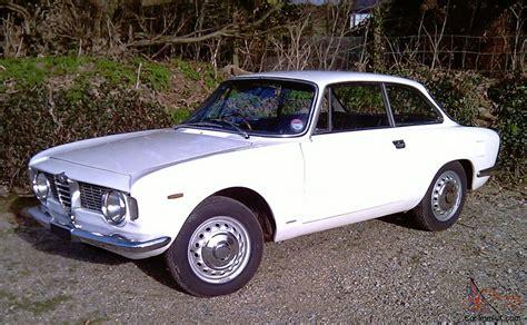 Alfa Romeo Giulia Sprint Gt by 1965 Alfa Romeo Giulia Sprint Gt G D Tipo 10504