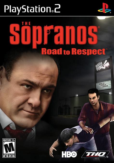 sopranos road  respect gamespot