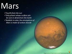 4th Grade Solar System PowerPoint - Pics about space