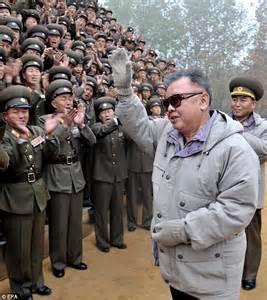 North Korea Kim Jong-il