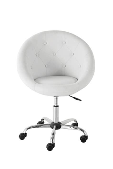 chaises de bureau pas cher chaise de bureau blanche pas cher urbantrott com