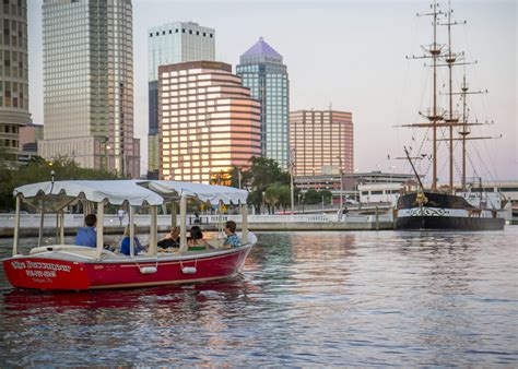 Small Boat Rental Downtown Ta by Electric Boat Rentals Launch At Ta Convention Center
