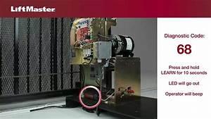 Liftmaster Garage Door Opener Error Codes 4 6