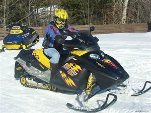 2004 Ski Doo Mxz Renegade 600 Ho