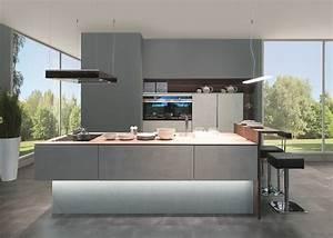 Küche In Betonoptik : schone betonoptik kuche die feinste sammlung von home ~ Michelbontemps.com Haus und Dekorationen