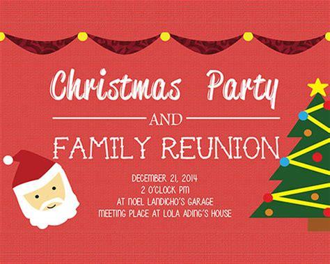 family reunion invitation templates 34 family reunion invitation template free psd vector eps png format free
