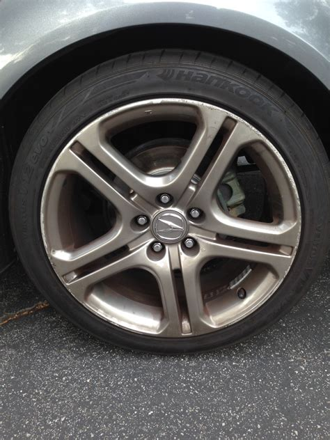 sold rare 2005 acura tl a spec wheels 18x8 5 quot w tires