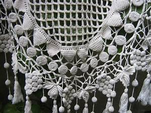 Rideaux Dentelle Ancienne : dentelle d 39 irlande dentelle au crochet le blog de tissus anciens ~ Teatrodelosmanantiales.com Idées de Décoration