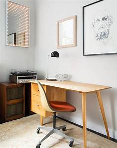 Compact, Mid-century, Modern, Apartment, With, Vintage, Highlights
