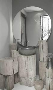 Relooker Meuble Salle De Bain : fabriquer un meuble de salle de bain partir de r cup cuboak ~ Melissatoandfro.com Idées de Décoration
