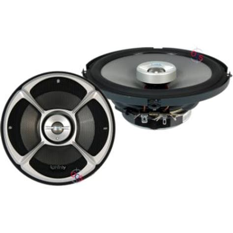 """Infinity Reference 6022si 612"""" Shallow 150w 2way Car"""
