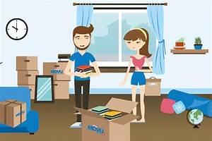 Möbel Transportieren Tipps : umzug kisten richtig packen und m bel sichern movu ~ Markanthonyermac.com Haus und Dekorationen