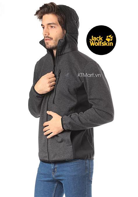 jack wolfskin sky flex jacket men night blue  size