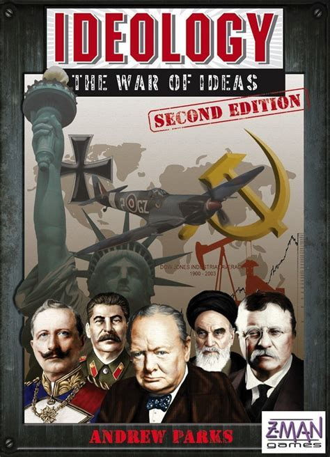 Maybe you would like to learn more about one of these? Ideology: The War of Ideas ~ Juego de mesa • Ludonauta.es