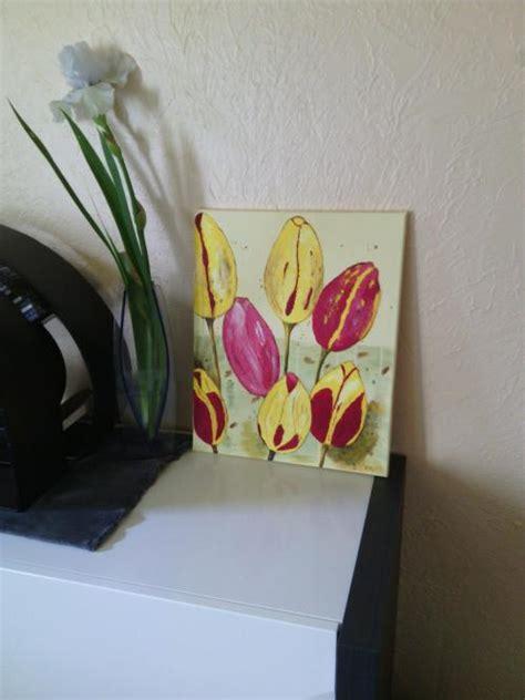 exemples de tableaux en peinture acrylique sur toile pour d 233 butant
