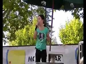 Youtube Olivia Ruiz : fiona chante j 39 envoie valser olivia ruiz youtube ~ Zukunftsfamilie.com Idées de Décoration