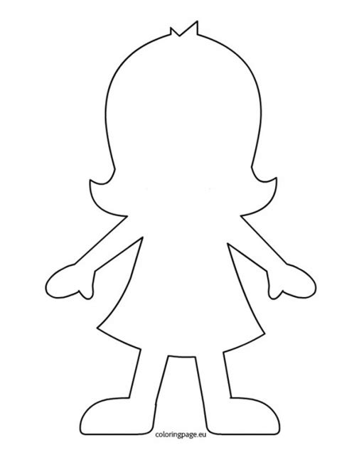 paper doll template girl paper doll template www imgkid com the image kid has it
