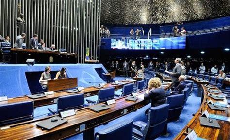 Senado Aprovou O Decreto Presidencial De Intervenção No