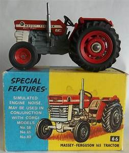 Id Auto Massy : models corgi 66 massey ferguson 165 tractor 1968 made in england car boxed vintage was sold ~ Gottalentnigeria.com Avis de Voitures