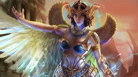 brilliant angel art christian fantasy hd wallpaper
