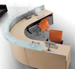 Bralco Curved Modular Reception Desk 6 | Office Furniture ...