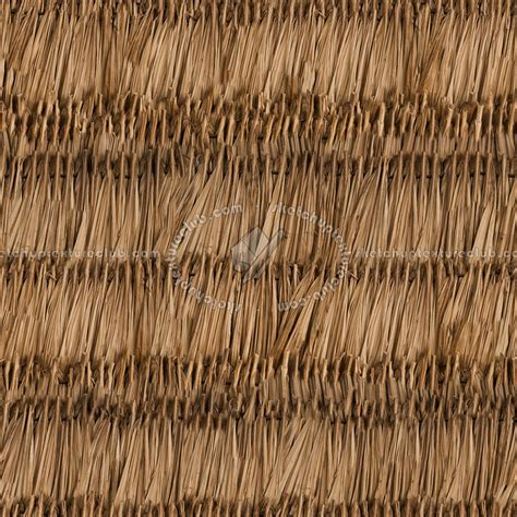 Grass Hut Roof by Thatched Roof Texture Seamless 04039