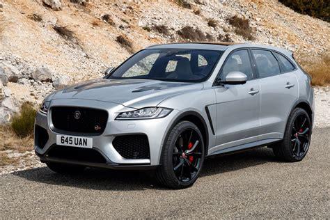 jaguar  pace svr super suv   limited gearopen